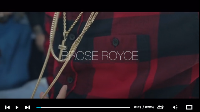 brose royce eat