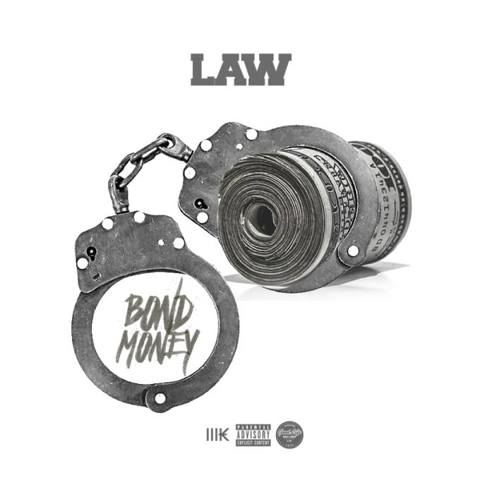 Law G - Bond Money artwork